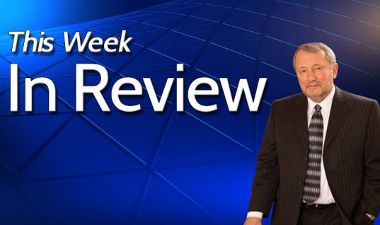 The Week in Review for November 3, 2017
