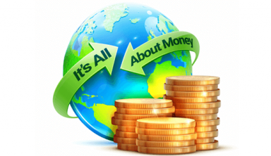 It's All About Money – Thursday, February 13, 2014