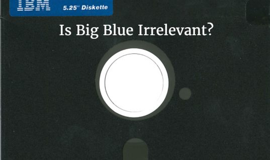 Is Big Blue Irrelevant?