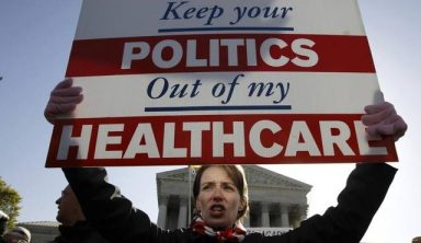 Congress Says Goodbye to ObamaCare