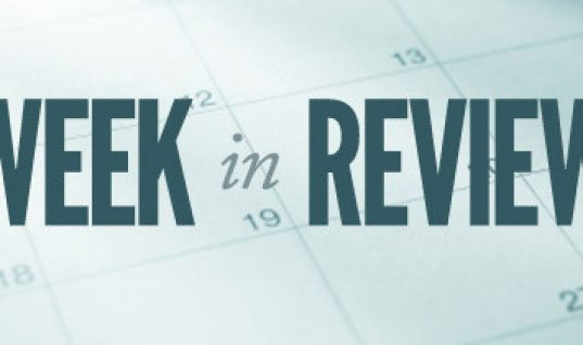 The Week in Review for April 21, 2017