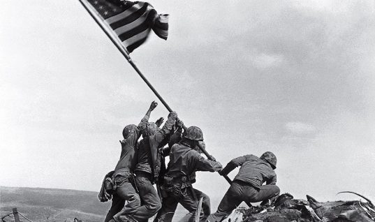 Consumer Credit, Bank Bailouts, and the Invasion of Iwo Jima