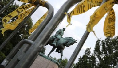 Where Does the Statue Toppling Stop?