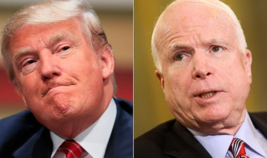 Did Donald Trump Sell His Soul to John McCain or Is It Simply The Art of The Deal?