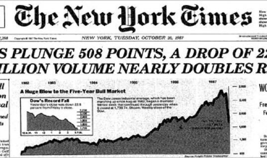 What if You'd Bought 30 Years Ago Today?