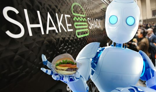 Robots for Burgers