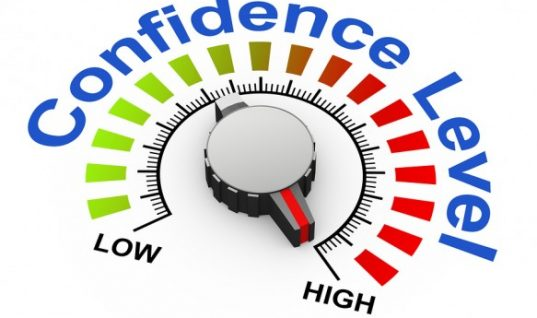 American Confidence Soars