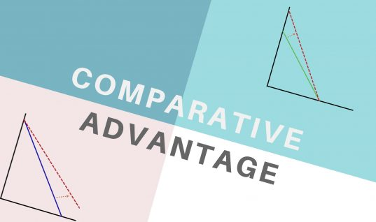 Economics Learned: The Principle of Comparative Advantage