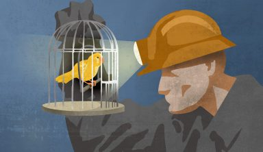 """Examining the """"Canary in the Coal Mine"""""""