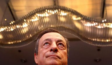 Mario Draghi Said What?