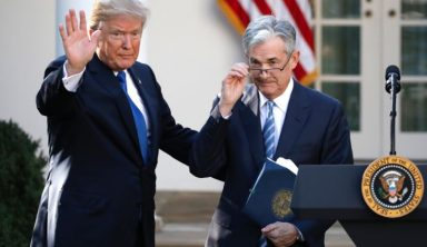 So Much For FED Independence