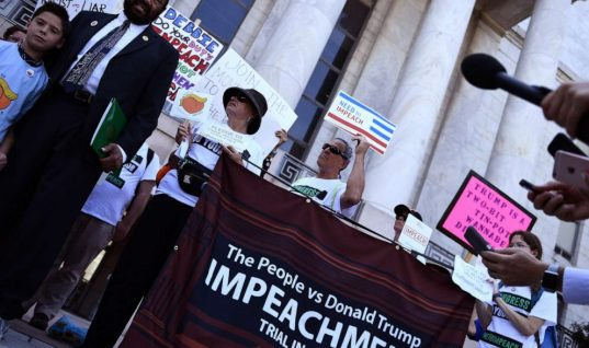 All Eyes on Impeachment?