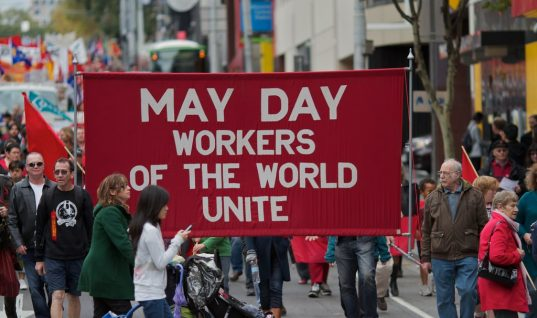 Workers of the World Unite on MAYDAY