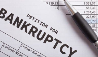 Here Come the Bankruptcies