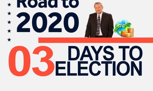 Countdown To Election: T-03