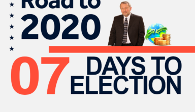 Countdown To Election: T-07