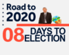 Countdown To Election: T-08