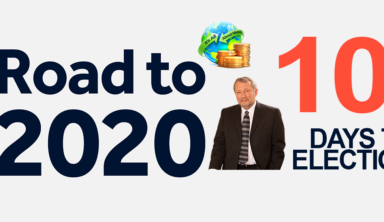 Countdown To Election: T-10